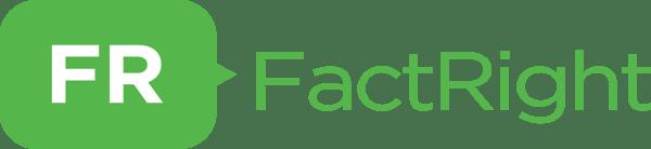 FactRight Logo - Transparent - 1200 x 400